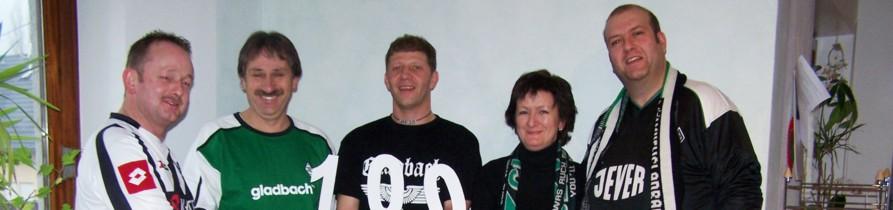 Unser 100. Mitglied Dietmar Laux